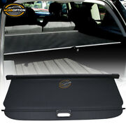 Fits 07-17 Jeep Compass Patriot Rear Trunk Tonneau Cover Privacy Shielding Shade