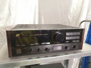 Sansui Au-a907i Mos Limited Stereo Amplifier + Power Supply 220/100v 400w