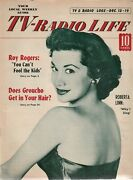 1952 Tv-radio Life Magazine, Roy Rogers, Grouch Marx, Beany And Cecil