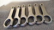 Buick 3.8l/231 Racer H Beam Rods 6.350 Long Rod Stroker Engine And03978-88