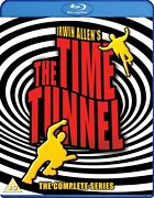 The Time Tunnel Complete Series Blu-ray Brand New Free Ship Usa Compatible