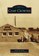 Camp Crowder By Jeremy P. Amick English Paperback Book Free Shipping