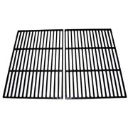 Music City Metals Matte Cast Iron Cooking Grid Replacement For Select Brinkmann