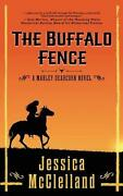 The Buffalo Fence By Jessica Mcclelland English Paperback Book Free Shipping