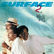 Surface 2nd Wave Cd1988 Album Shower Me With Your Love You Are My Everything