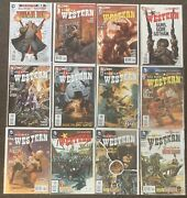 All Star Western Featuring Jonah Hex 0,1,2,3,4,5,6,7,8,9,10,11,12 The New 52 Dc