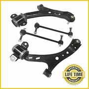 Suspension Front Lower Control Arm Assembly Sway Bar For 2005-2010 Ford Mustang