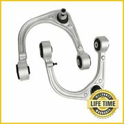2x Front Upper Control Arms W/ Ball Joints Assembly For 2008-2014 Cadillac Cts
