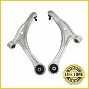 Suspension 2x Front Aluminum Lower Control Arms Set For 2005-2010 Honda Odyssey