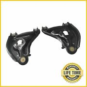 2x Front Lower Control Arms Set Pair For Chevy Express Gmc Savana 1500 2500 3500