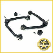 2x Upper Control Arms W/ Ball Joints Pair For Chevrolet Cadillac Gmc 2wd Rwd 4wd