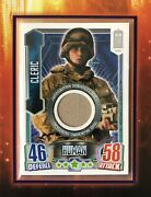 Dr Doctor Who Alien Attax 50th Anniversary Cleric 2550/2700 Costume Card