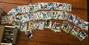 Football Cards Excellent Conditions Season 1995 With Stars Players 127 Cards
