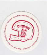 Lot Of 92 Campbell's Chunky Soup College Football Bowl Games Beer Coasters