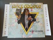 Alice Cooper Welcome To My Nightmare 1975 Australia Issue Lp Anch-2011