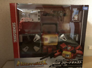 Takara Tomy Transformers Device Deck To Robot Lg27 Figure Shipped From Japan