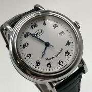 Genuine Accurate Montre Erotique Limited Edition Automatic Vintage Watch 1990's