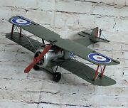 Vintage Home Decor Airplane Craft Gift Iron Aircraft Miniature Model Plane Deal