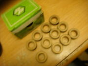 Eleven Clutch Pilot Bushings .625 Id. 1.066 Od. Thickness .442 Made In Usa