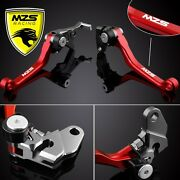 Mzs Pivot Brake Clutch Lever For Crf150r 07-2019/crf450r 2002-03/crf125f 2014-19
