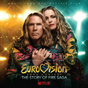 Various Artists - Eurovision Song Contest The Story Of Fire Saga Music From Th