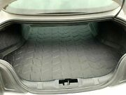 Rear Trunk Liner Floor Mat Cargo Tray Pad For Ford Mustang 2015-2021 Brand New