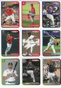 2020 Topps Total Baseball - Wave 5 401-500 - Pick Your Card