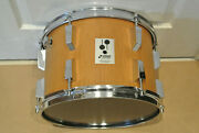 Rare 1979 Sonor-phonic T723 13 Tom In Oak Veneer For Your Drum Set Lot F575