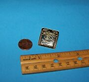 Jack Daniels Logo Pin Med Vintage 1980and039s Complete Your Collection Today