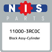 11000-3rc0c Nissan Block Assy-cylinder 110003rc0c New Genuine Oem Part