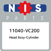 11040-vc200 Nissan Head Assy-cylinder 11040vc200, New Genuine Oem Part
