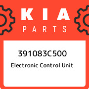 391083c500 Kia Electronic Control Unit 391083c500 New Genuine Oem Part