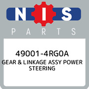 49001-4rg0a Nissan Gear And Linkage Assy Power Steering 490014rg0a New Genuine Oe