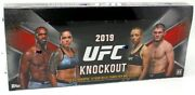 2019 Topps Ufc Knockout Hobby Box Blowout Cards