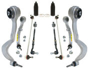 Lemforder 10-piece Front Control Arm Kit With Tie Rods For Bmw E65 E66 7 Series