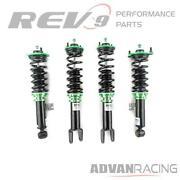 Hyper-street One Coilover Lowering Kit Adjustable For Z32 300zx 90-96