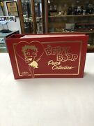 Betty Boop Collection - Large Binder W/ 39 Patches By Willabee Ward