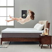 10 Inch Full Size Mattress Gel Memory Foam Mattress With Certipur-us Bed In Box