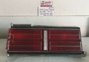 Used Vintage Dodge Diplomat 1979andrsquo Leftside Tail Light Drivers Quality