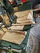 New Military Army Field Hospital Bed Cot Fully Adjustable Stand Triage Prepper