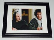 Olympia Dukakis Autographed 8x10 Color Photo Framed And Matted - Moonstruck
