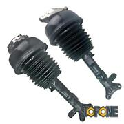 2 Pc New For Mercedes Benz W218 Air Suspension Shock Absorber Front Left And Right