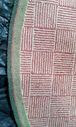 Lg 8ft Edward Fields Round Wool Rugpink/greensgood Cond Pick Up In Naples Fl