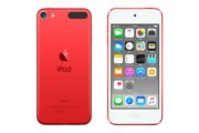 New Apple Ipod Touch 7th Generation Product Red 256gb - Usa Free Shipping
