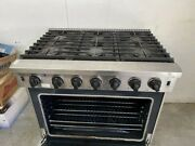 Thor Commercial Oven And Stove