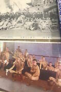 Ww2 Former Japanese Army Navy Pre-war Postcards 5 In Total Free Shipping M3016