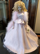 Stunning Collectible Ginger Rogers Doll In Pink- Only 7 Made