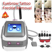 Professional Picosecond Laser Eyebrow Tattoo Removal Beauty Machine Skin Care