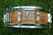 1909-2009 Ludwig Usa 100th Ann. '64 Jazz Festival Pink Oyster Snare Drum F677