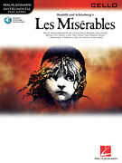 Les Miserables Cello Solo Intermediate Sheet Music Play-along Book Online Audio